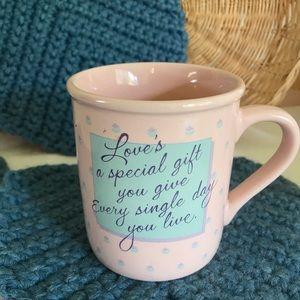 Vintage 1984 Mother's Day Mug